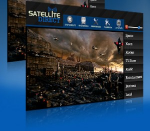 Satellite Direct TV to PC