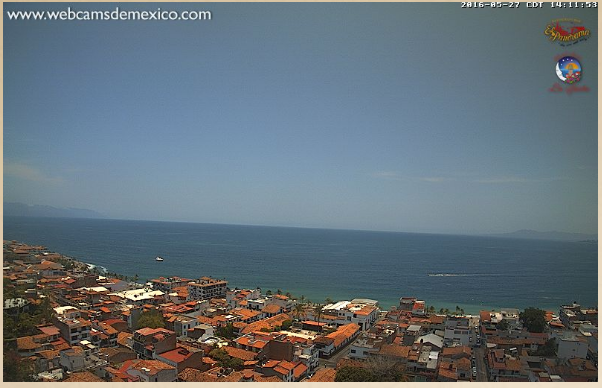 La siesta webcam